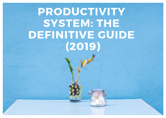 Productivity System Guide