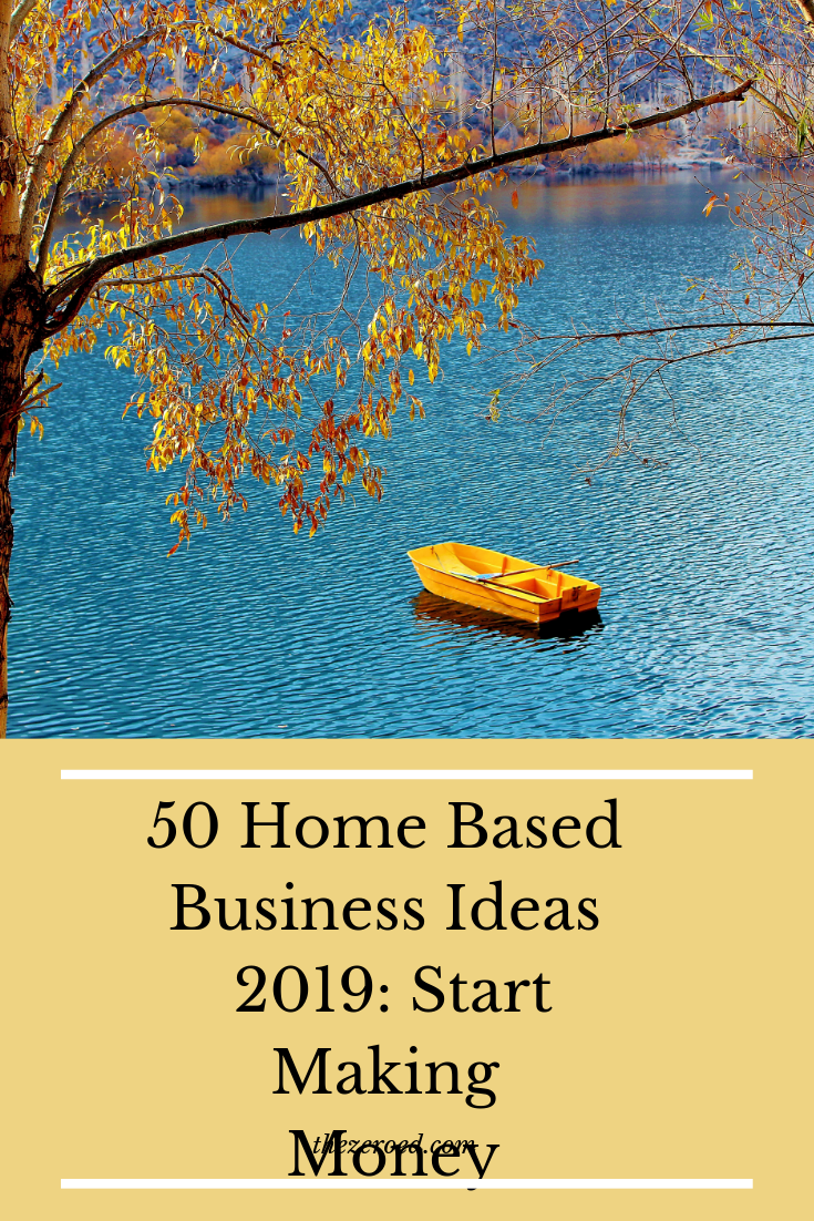 Home based business ideas