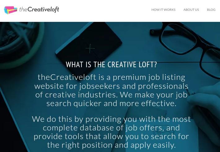 Freelance jobs websites t creative loft