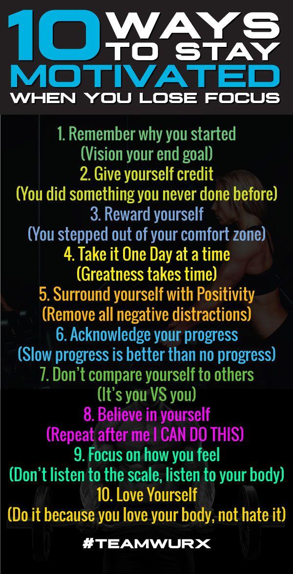 Improve emotional intelligence : stay motivated
