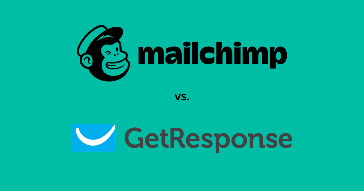 GetResponse Vs MailChimp: Detailed 2020 Comparison Review